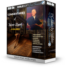 Commentaries of Moses Stuart (8 volumes)