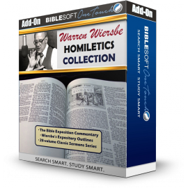 Warren Wiersbe Homiletics Package