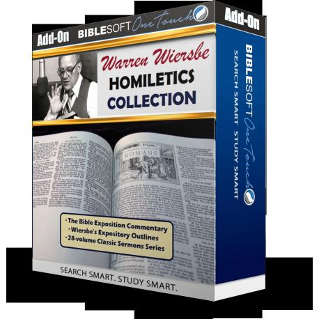 Warren Wiersbe Homiletics Package