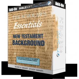 Scholars' Essentials - Series 1: New Testament Background