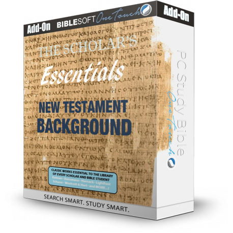 Scholars' Essentials - Series 1: New Testament Background