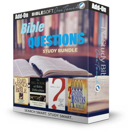 Bible Questions Bundle