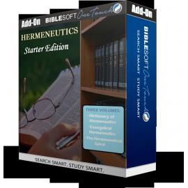 Hermeneutics Starter Bundle