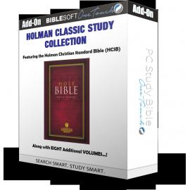 Holman Classic Study bundle