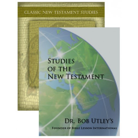 Classic Studies of the New Testament Bundle