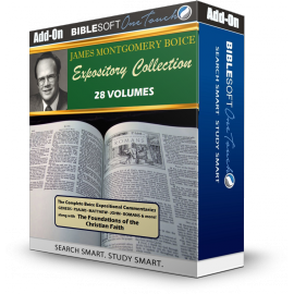 J. M. Boice Expository Collection - 28 volumes