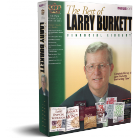Best of Larry Burkett Financial Library