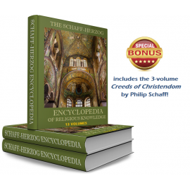 The New Schaff-Herzog Encyclopedia of Religious Knowledge