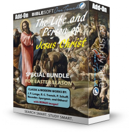 The Life and Person of Christ Study Package