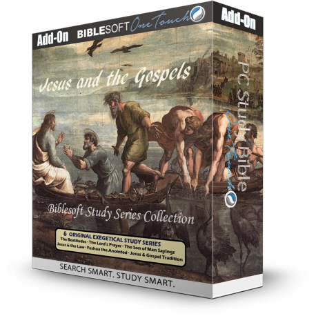 Jesus and the Gospels - Biblesoft Study Series Collection