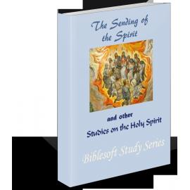The Sending of the Spirit: Studies on the Holy Spirit