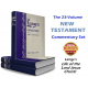 Lange's New Testament Commentaties and Life of the Lord Jesus