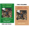 Christ and Christianity, by Philip Schaff - 2 volume bundle