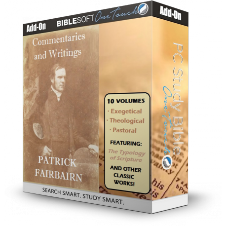 Commentaries and Writings of Patrick Fairbairn
