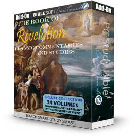 Book of Revelation: Classic Commentaries and Studies - Deluxe Collection (34 vols)