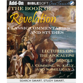 Lectures on the Book of Revelation - 3 volume bundle