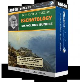 Seiss Eschatology Bundle - 6 volumes