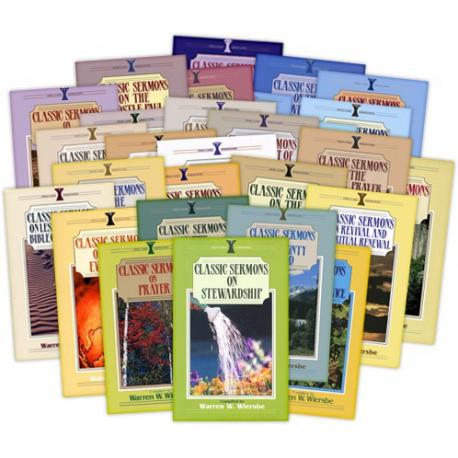 Kregel Classic Sermon Series & The  World's Great Sermons (38 volumes)