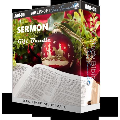 Sermon Gift Bundle 3 - Warfield, Machen, Shedd, etc