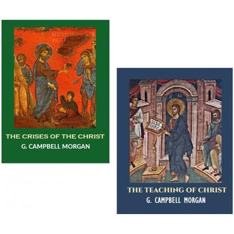 G. Campbell Morgan Life & Teaching of Christ bundle