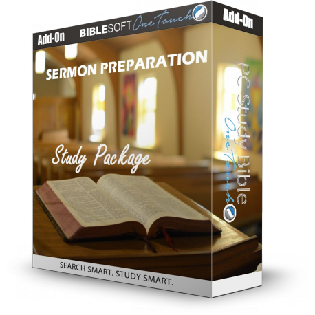 Preaching and Sermon Preparation Package