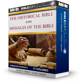 Messages of the Bible & Historical Bible bundle