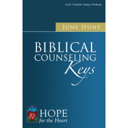 Biblical Counseling Keys