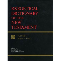 Exegetical Dictionary of the New Testament (3 vol.)