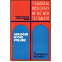 Theological Dictionary of the New Testament TDNT (1-Volume)
