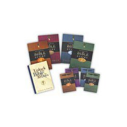 Unlocking the Bible Story and Study Guides (8 vol.)