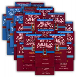 New American Commentary Series (37 Volumes)
