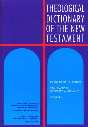 Theological Dictionary cover