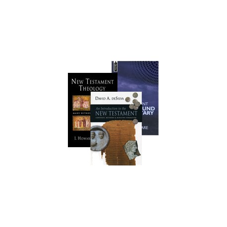 New Testament Study Collection - 3 Volumes