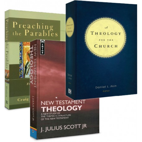 New Testament Collection - 3 Volumes