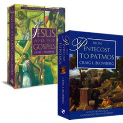 Jesus and the Gospels and From Pentecost to Patmos (2 vol bundle)