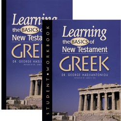 Learning the Basics of New Testament Greek