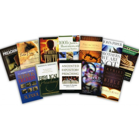 The Inspired Preaching Collection: 12-Volumes
