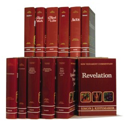 The Baker New Testament Commentary Set -- William Hendriksen, Simon Kistemaker, (12 volumes)