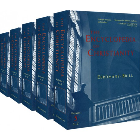 The Encyclopedia of Christianity - 5 Volumes