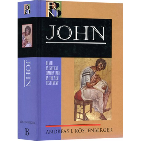 Baker Exegetical Commentary on the Gospel of John