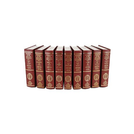 Exposition of the Old and New Testaments - 9 Volumes (Gill)