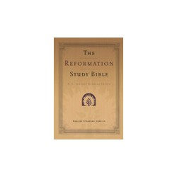 The Reformation Study Bible - Study Notes Set