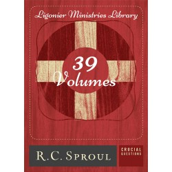 Ligonier Ministries Library -- 39-volumes: Includes R. C. Sproul Collection