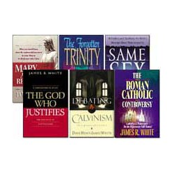 The James R. White Contemporary Doctrine Collection - 6 Volumes