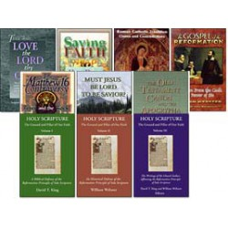 The William Webster Pillars of Faith Collection - 10 Volumes