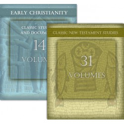 Early Christianity and Classic New Testament Studies - 52-Volume bundled collection