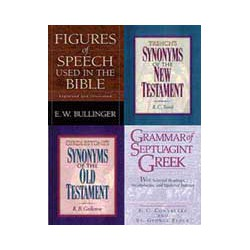 Classic Biblical Language Studies Collection: Old and New Testaments