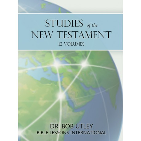 Studies of the New Testament - 12 Volume Commentary