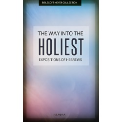 The Way into the Holiest: Expositions of Hebrews