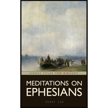 Meditations on Ephesians